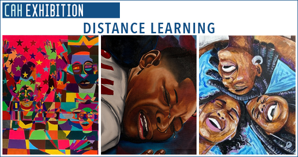 DISTANCE LEARNING - Upcoming Exhibition