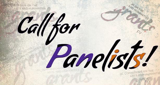 Call for Panelists