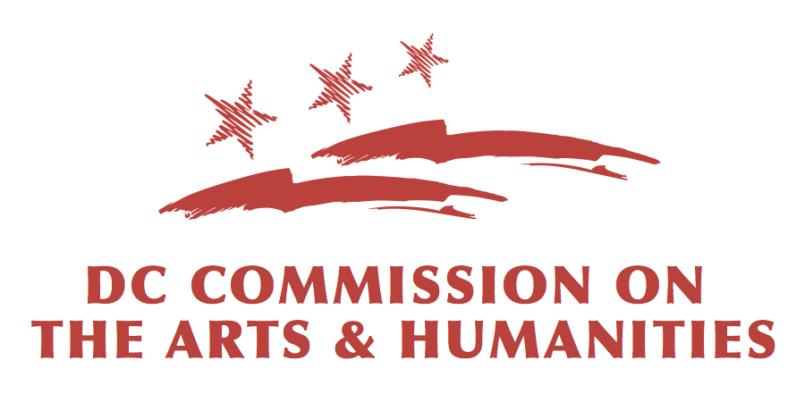 DC Commission on the Arts and Humanities Logo