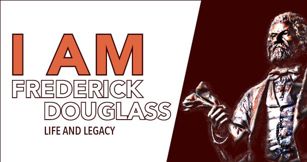 I Am Frederick Douglass Image