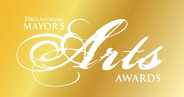 33rd Annual Mayor's Arts Awards Call Logo