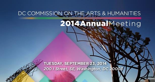 DCCAH 2014 Annual Meeting