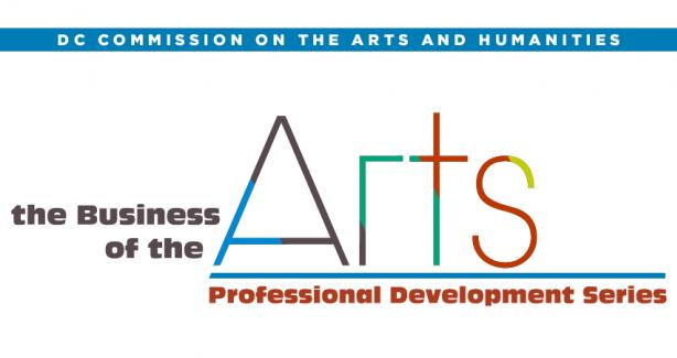 The Business of the Arts Logo