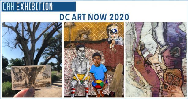 CAH Exhibition - DC ART NOW 2020