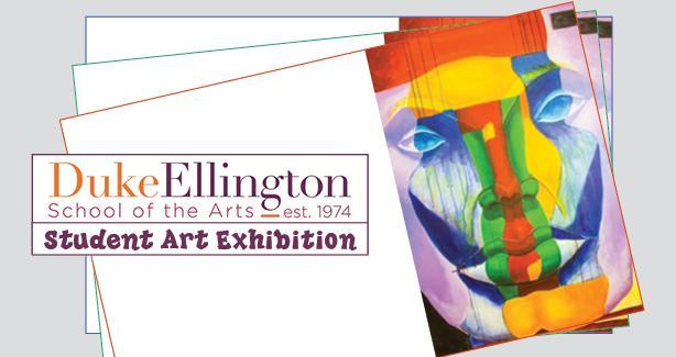 Duke Ellington School of the Arts: Student Exhibition