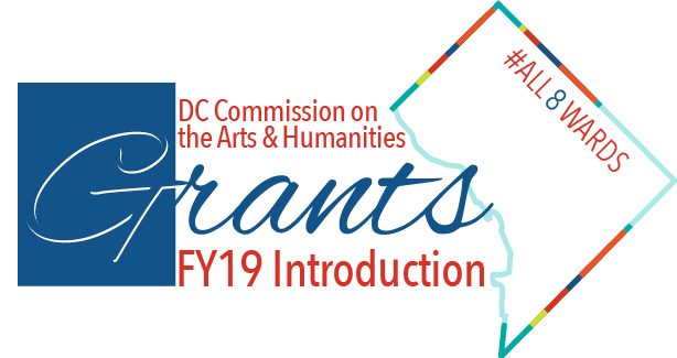 CAH FY19 Grants Introduction Logo
