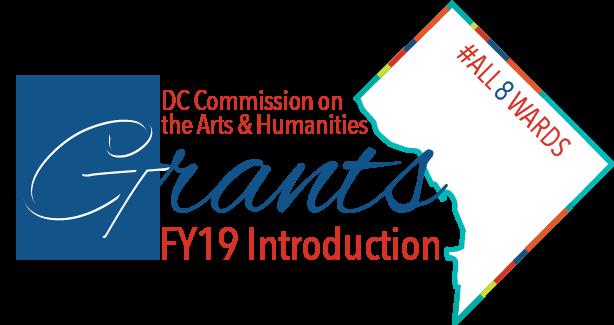 CAH FY19 Grants Introduction Logo