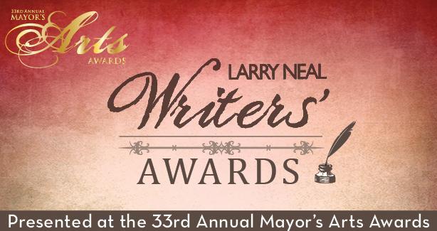 Larry Neal Writers' Award Logo