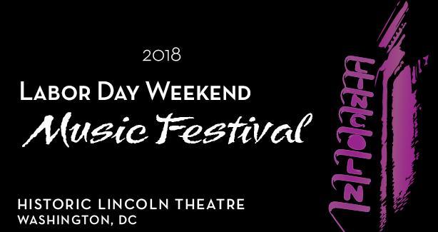 2018 Labor Day Weekend Music Festival Logo