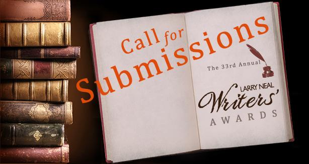 33rd Annual Larry Neal Writers' Awards