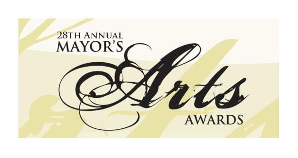 Logo for Mayor's Arts Award