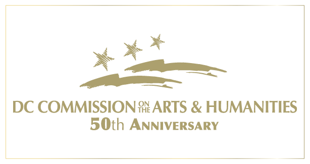 DC Commission on the Arts and Humanities - 50th Anniversary