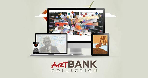 Art Bank Collection Logo