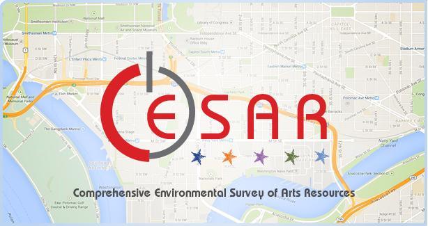 C.E.S.A.R. - Comprehensive Environmental Survey of Arts Resources