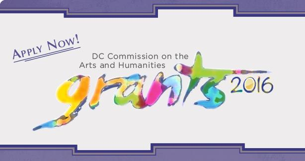 Apply for Grants at the DC Commission on the Arts and Humanities!
