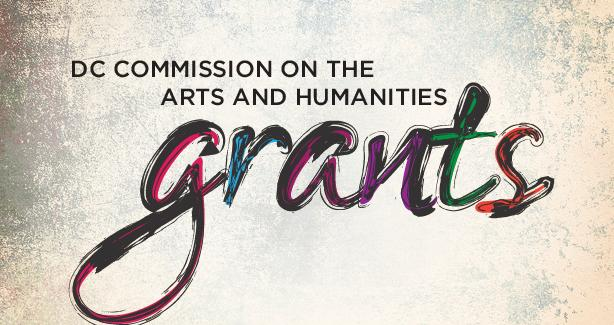 DC Commission on the Arts and Humanities Grants logo