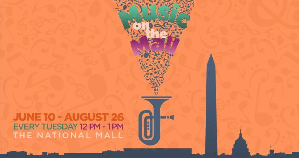 Music on the Mall 2014