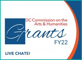 FY22 Grants Live Chats