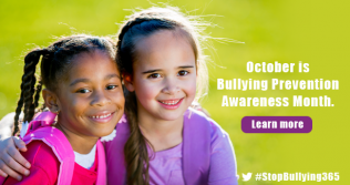 Bullying Prevention Awareness Month