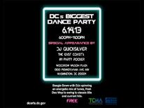 DC's BIGGEST DANCE PARTY