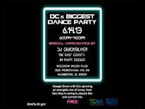 DC's BIGGEST DANCE PARTY